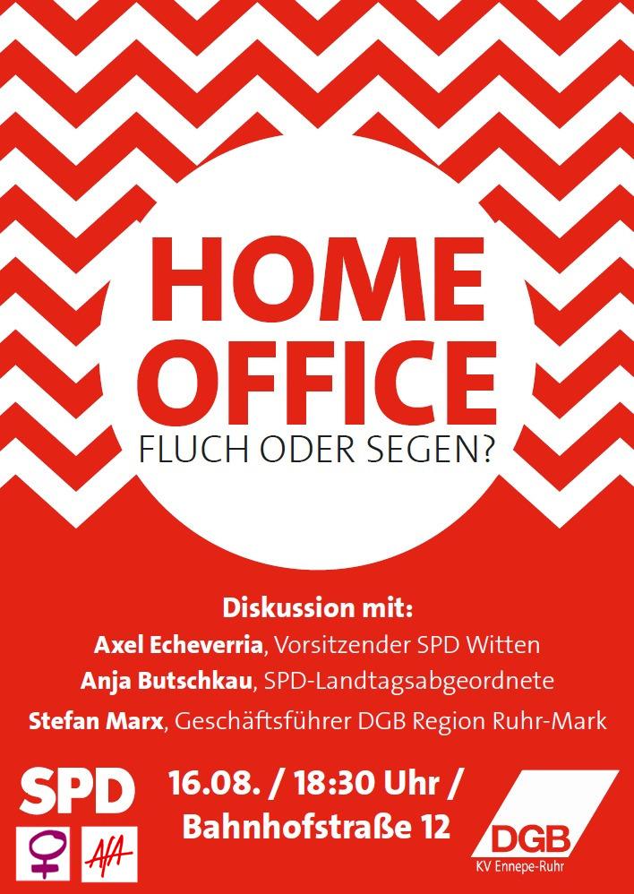 """Home Office - Fluch oder Segen?"